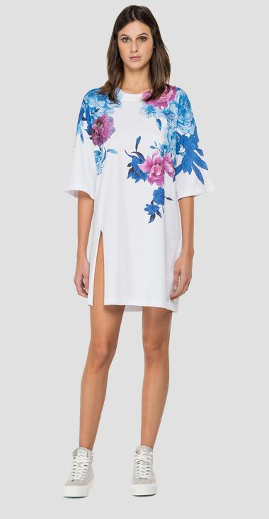 FLORES DRESS